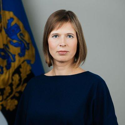 Kaljulaid nuova presidente della Repubblica estone. Prima donna.