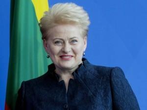 Lituania, Dalia Grybauskaitė rieletta presidente
