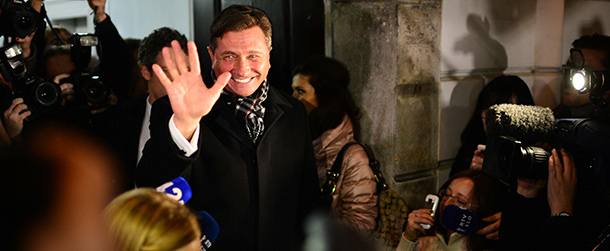 Pahor, nuovo presidente Slovenia