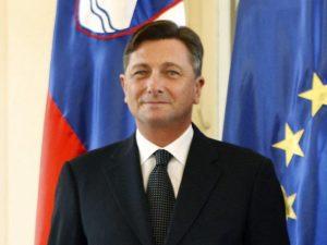 Pahor riconfermato presidente Slovenia