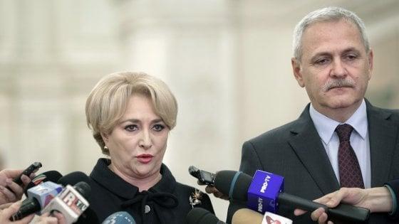 Romania, Dancila prima premier donna