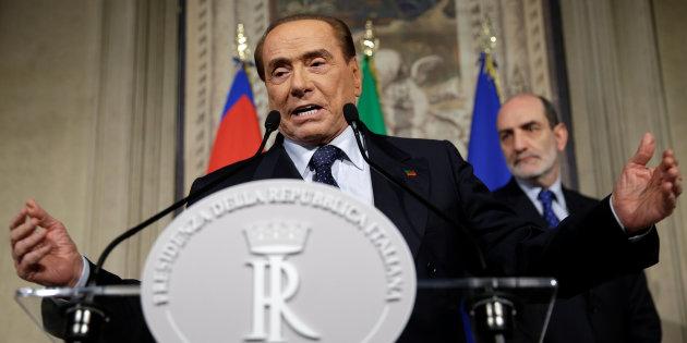 Silvio Berlusconi consente la formazione di un governo Lega-M5S