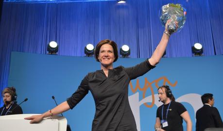 Svezia, Anna Kinberg Batra nuovo leader opposizione