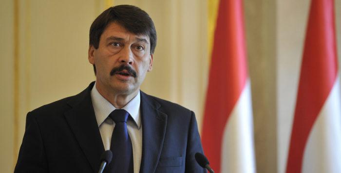 Ungheria, Ader nuovo presidente della Repubblica
