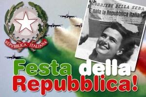 2 giugno, la festa della Repubblica