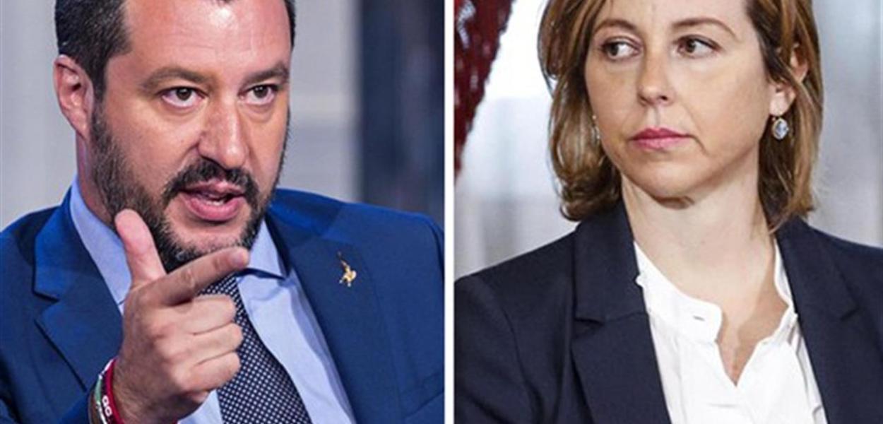 """Per Salvini """"inutili 10 vaccini"""". Giulia Grillo reagisce"""
