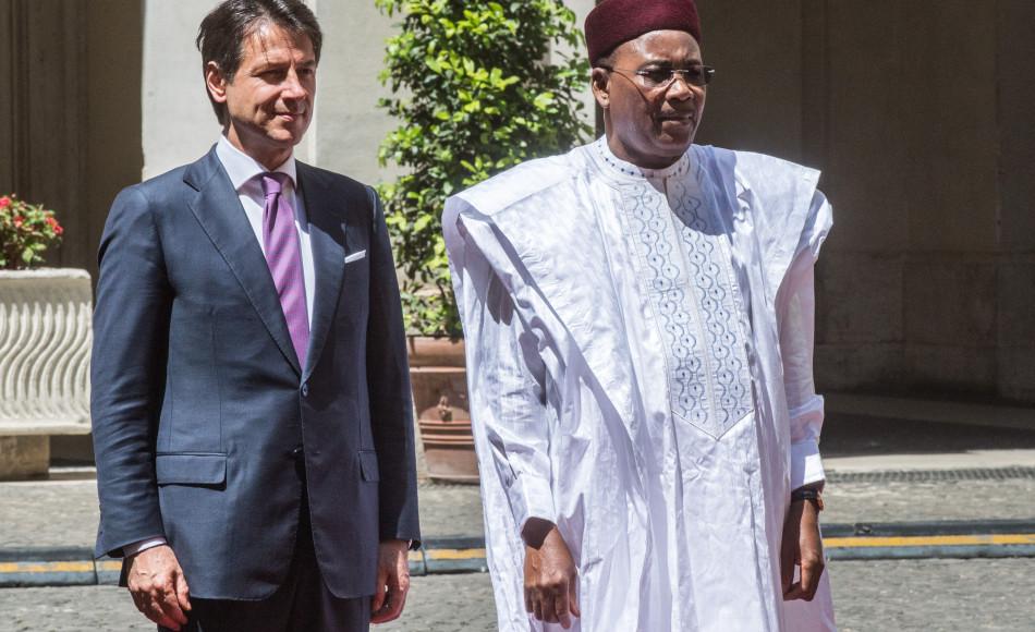 Accordo Italia-Niger su flussi migratori