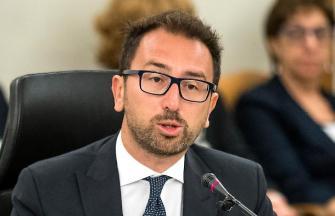 """Alfonso Bonafede al Csm: """"Chi ha fatto politica non torni in magistratura"""""""