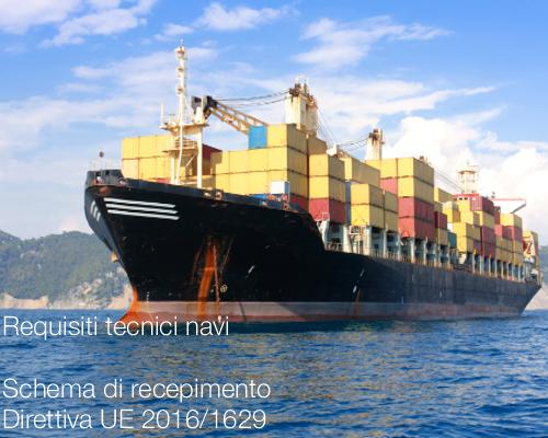 Cdm approva requisiti tecnici per le navi adibite alla navigazione interna