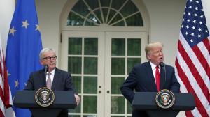 Accordo con Juncker sui dazi, in Europa gas americano e soia
