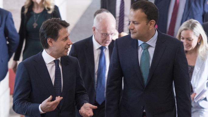 Bilaterale Italia-Irlanda