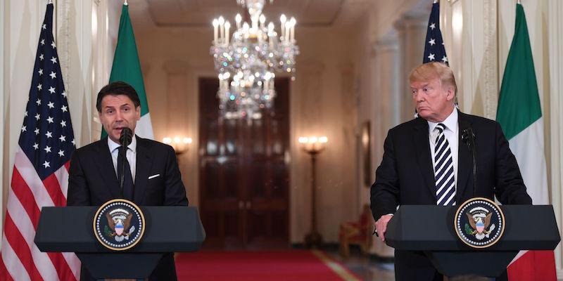 Bilaterale Strati Uniti - Italia