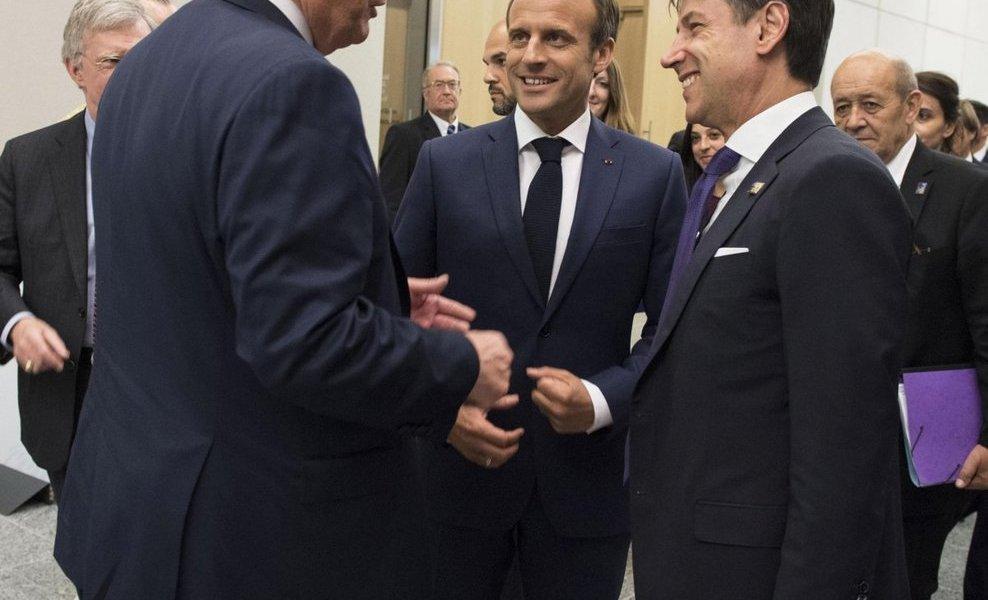 Vertice Nato, Conte: grazie all'Italia presi impegni sul fronte Sud
