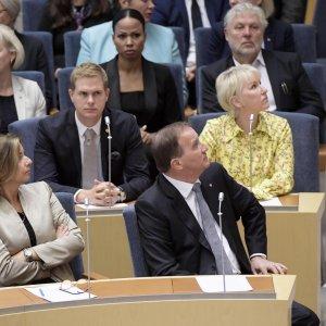 La prima volta della Svezia: governo sfiduciato