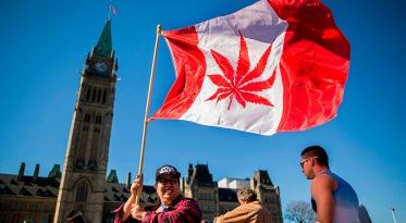 Canada, via libera alla cannabis legale