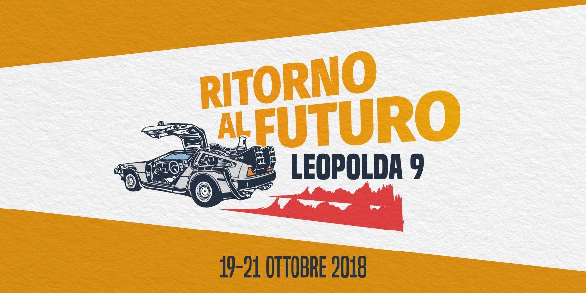 Leopolda 9. Ritorno al futuro