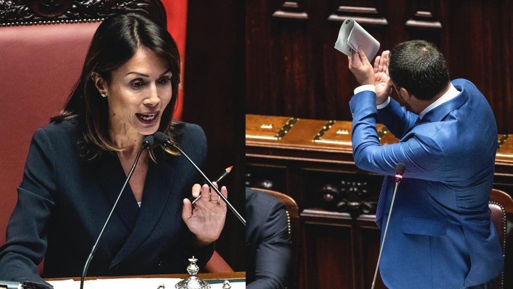 Salvini specula sul Parlamento, Carfagna lo sblocca