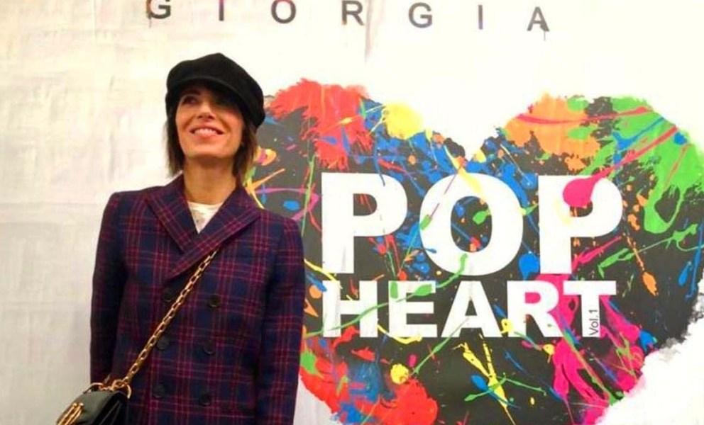 Il cuore pop di Giorgia