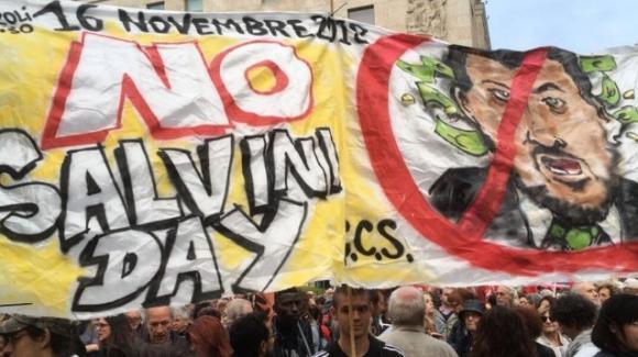 No Salvini day