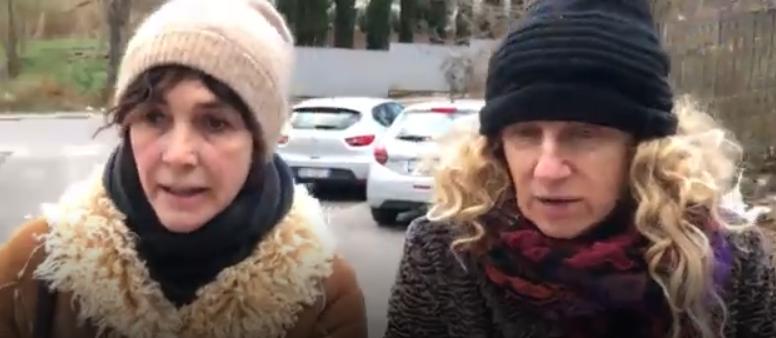 """""""La grande Monnezza"""", la video denuncia di Maria Amelia Monti e Angela Finocchiaro"""