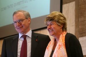 Cgil: Susanna Camusso nuovo segretario
