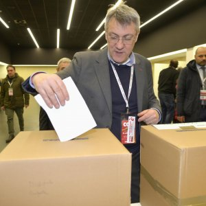 Maurizio Landini è il nuovo segretario della Cgil