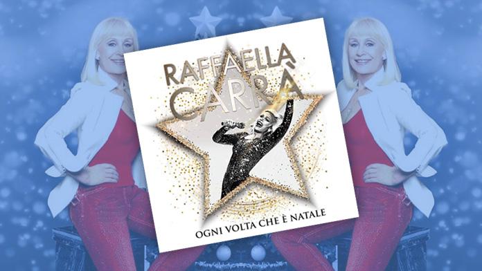 Ogni volta che Raffaella canta a Natale