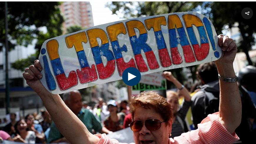 Venezuela, giornata di proteste