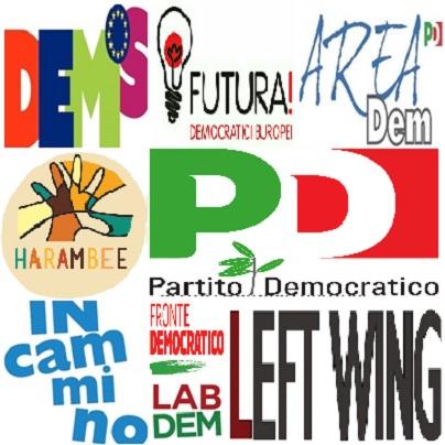 Pd, il peso delle correnti dopo l'elezione di Zingaretti