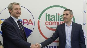 Europee, intesa tra Più Europa e Italia in Comune. I Verdi insorgono.