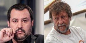 Matteo Salvini attacca Luca Casarini