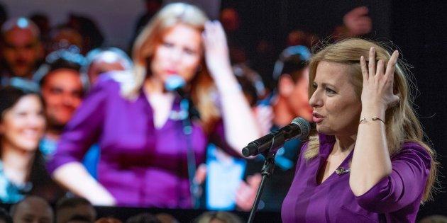 Slovacchia, Zuzana Caputova presidente