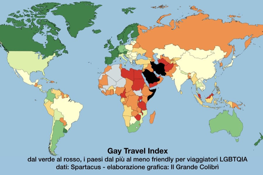 Spartacus Gay Travel Index 2019