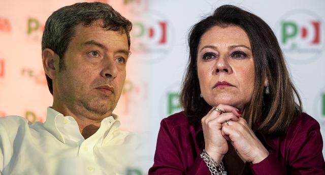Pd, Zingaretti nomina Paola De Micheli e Andrea Orlando vicesegretari del partito