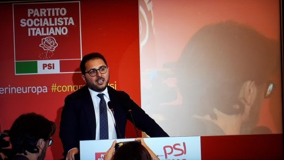 Psi, Maraio è il nuovo segretario. Socialisti verso l'alleanza con il Pd