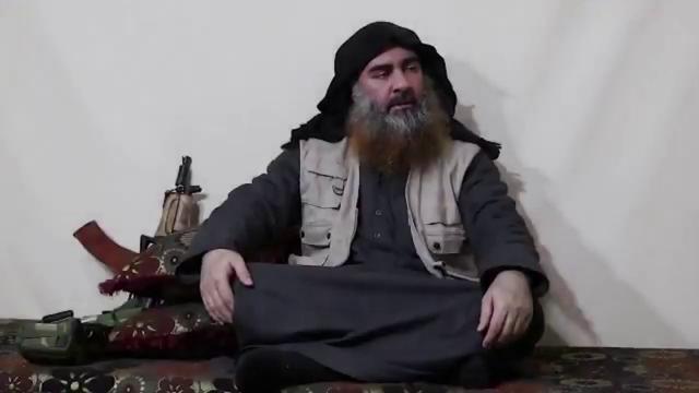 Rispunta Al-Baghdadi