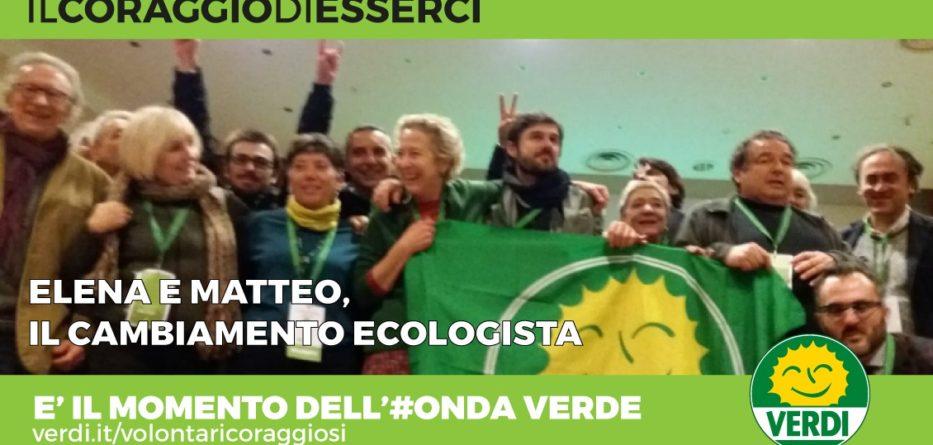 Verdi, Grandi e Badiali nuovi portavoce
