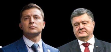 Ucraina: Zelensky e Poroshenko al ballottaggio