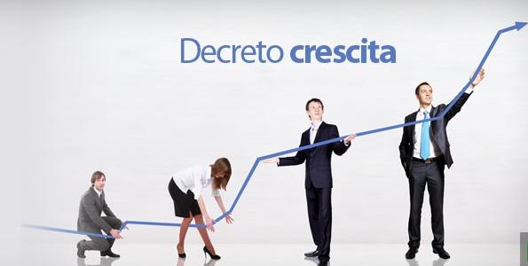 Cdm approva Decreto Crescita