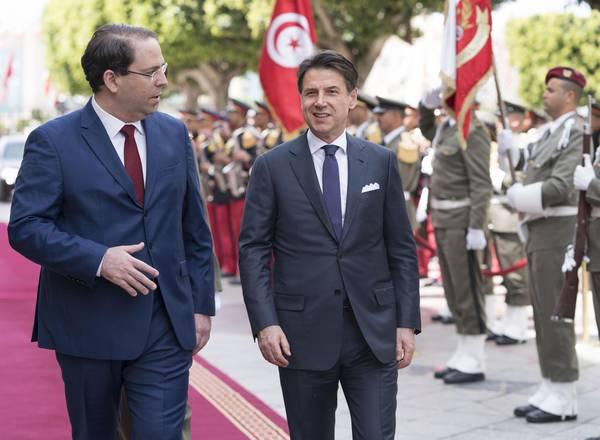 Italia-Tunisia: Conte, Tunisi fattore stabilità Mediterraneo