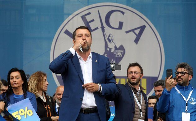 La scomunica politica della Chiesa a Matteo Salvini
