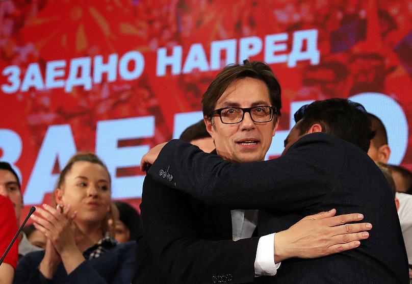 Macedonia del Nord, al ballottaggio vince il governativo Pendarovski