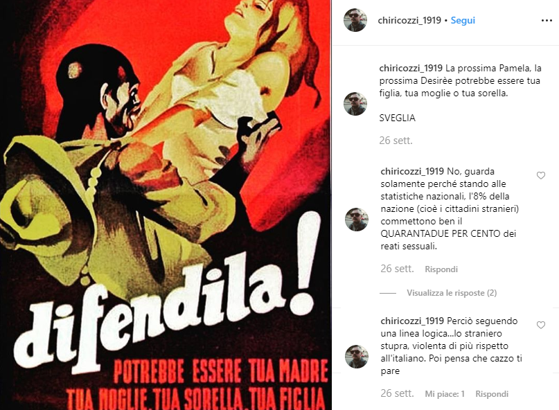 Viterbo, consigliere di CasaPound arrestato per stupro. Salvini e Di Stefano chiedono sia castrato