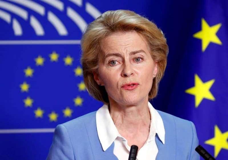 Parlamento Ue ratifica elezione von der Leyen a nuova presidente della Commissione europea