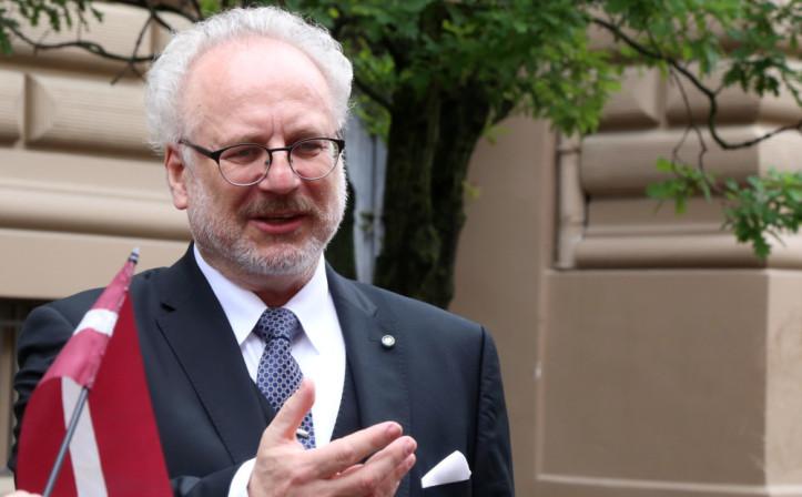 Egils Levits è il nuovo Presidente della Repubblica lettone