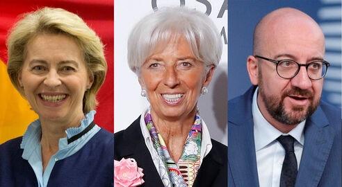 La tedesca Von der Leyen alla Commissione Ue, la francese Lagarde alla Bce
