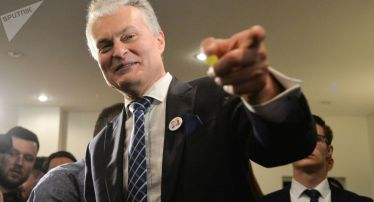 Lituania, Gitanas Nauseda è il nuovo presidente