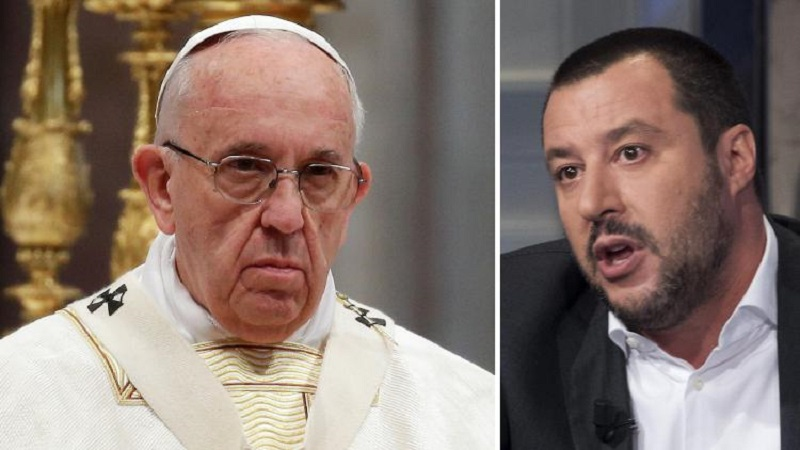 Salvini-Chiesa, è rottura: dopo il caso Sea Watch, lo strappo è consumato