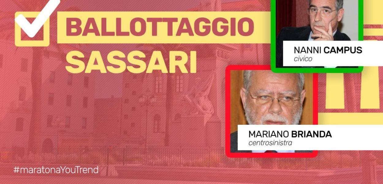 Ballottaggio Sassari: vince il centrodestra