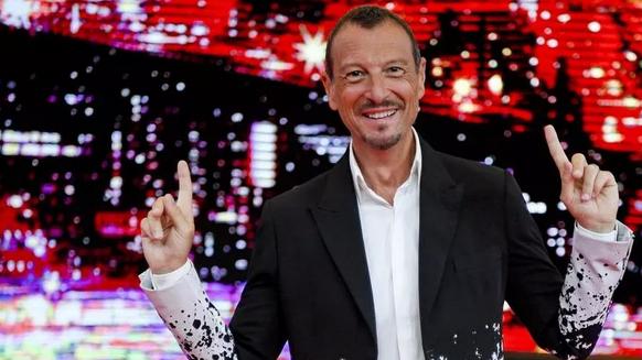 Amadeus presentatore e direttore artistico del Festival di Sanremo 2020